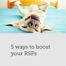 Boost your RRSP