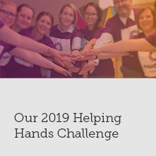 Our 2019 Helping Hands Challenge