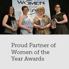 Proud Partner of Women of the Year Awards!