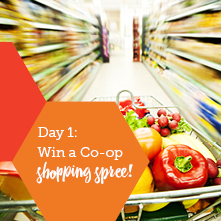 Win a Prairie Sky Co-op Shopping Spree!