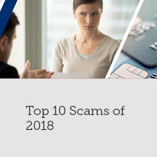 Top 10 Scams of 2018