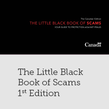 THE LITTLE BLACK BOOK OF SCAMS 2